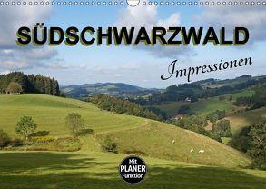 Südschwarzwald – Impressionen (Wandkalender 2018 DIN A3 quer) von Flori0