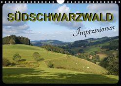 Südschwarzwald – Impressionen (Wandkalender 2019 DIN A4 quer) von Flori0