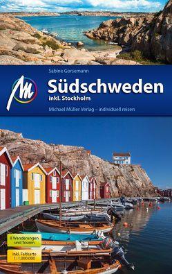 Südschweden inkl. Stockholm von Gorsemann,  Sabine