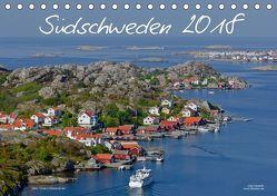 Südschweden (Tischkalender 2018 DIN A5 quer) von Dauerer,  Jörg