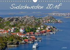Südschweden (Wandkalender 2018 DIN A4 quer) von Dauerer,  Jörg