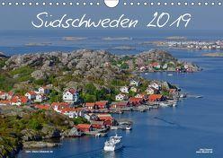 Südschweden (Wandkalender 2019 DIN A4 quer) von Dauerer,  Jörg