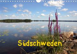 Südschweden (Wandkalender 2021 DIN A4 quer) von K.Schulz,  Eckhard