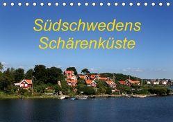 Südschwedens Schärenküste (Tischkalender 2018 DIN A5 quer) von K.Schulz,  Eckhard