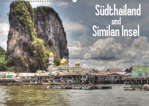 Südthailand und Similan Insel (Wandkalender 2019 DIN A2 quer) von Janusz,  Fryc