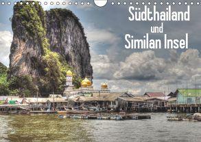 Südthailand und Similan Insel (Wandkalender 2019 DIN A4 quer) von Janusz,  Fryc