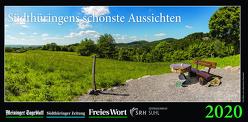 Südthüringens Schönste Aussichtern von Reichel,  Michael, Suhler Verlagsgesellschaft mbH & Co. KG