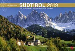 Südtirol Globetrotter – Kalender 2019 von Heye