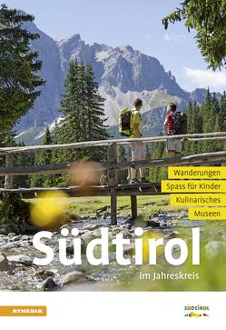 Südtirol im Jahreskreis 2019 von Athesia.Tappeiner.Verlag