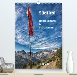 Südtirol – Impressionen im Spätsommer (Premium, hochwertiger DIN A2 Wandkalender 2020, Kunstdruck in Hochglanz) von Bomhoff,  Gerhard