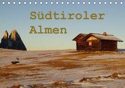 Südtiroler Almen (Tischkalender 2018 DIN A5 quer) von Piet,  k.A.