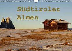 Südtiroler Almen (Wandkalender 2018 DIN A4 quer) von Piet