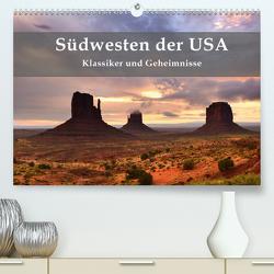 Südwesten der USA – Klassiker und Geheimnisse (Premium, hochwertiger DIN A2 Wandkalender 2021, Kunstdruck in Hochglanz) von Pichler,  Simon