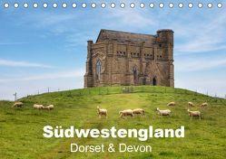 Südwestengland – Dorset & Devon (Tischkalender 2019 DIN A5 quer) von Kruse,  Joana