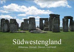 Südwestengland (Wandkalender 2019 DIN A2 quer) von Schmidt,  Reinhard
