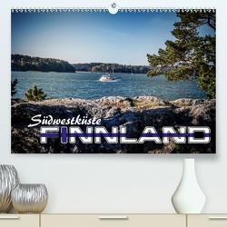 Südwestküste Finnland (Premium, hochwertiger DIN A2 Wandkalender 2020, Kunstdruck in Hochglanz) von Pinkoss Photostorys,  Oliver