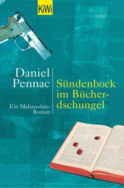 Sündenbock im Bücherdschungel von Passet,  Eveline, Pennac,  Daniel