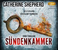 Sündenkammer von Shepherd,  Catherine, Wittenberg,  Erich