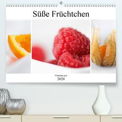Süße Früchtchen – Vitamine pur (Premium, hochwertiger DIN A2 Wandkalender 2020, Kunstdruck in Hochglanz) von Kraetschmer,  Marion