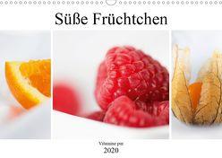 Süße Früchtchen – Vitamine pur (Wandkalender 2020 DIN A3 quer) von Kraetschmer,  Marion