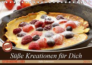 Süße Kreationen für Dich (Tischkalender 2019 DIN A5 quer)