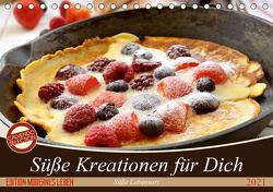 Süße Kreationen für Dich (Tischkalender 2021 DIN A5 quer) von Steiner und Matthais Konrad,  Carmen