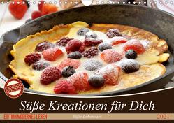 Süße Kreationen für Dich (Wandkalender 2021 DIN A4 quer) von Steiner und Matthais Konrad,  Carmen