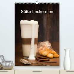 Süße Leckereien (Premium, hochwertiger DIN A2 Wandkalender 2021, Kunstdruck in Hochglanz) von Steiner,  Carmen