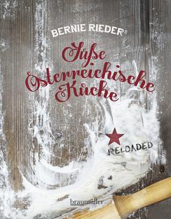 Süße Österreichische Küche von Rieder,  Bernie