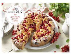 Süße Rezepte für jeden Monat 2019