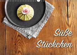 Süße Stückchen (Wandkalender 2019 DIN A3 quer) von Rütten,  Kristina