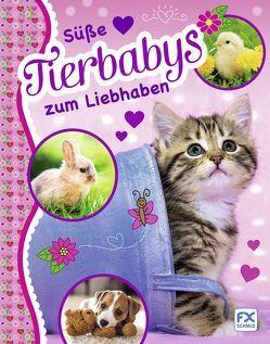 Süße Tierbabys zum Liebhaben
