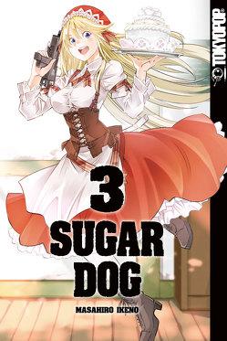Sugar Dog 03 von Ikeno,  Masahiro