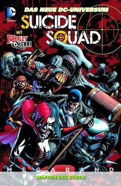 Suicide Squad von Glass,  Adam, Jonsson,  Henrik, Kindt,  Matt, Kot,  Alex, Zircher,  Patrick