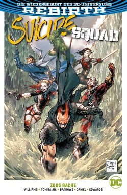 Suicide Squad von Barrows,  Eddy, Daniel,  Tony S., Edwards,  Neil, Kruhm,  Ralph, Romita Jr.,  John, Williams,  Rob