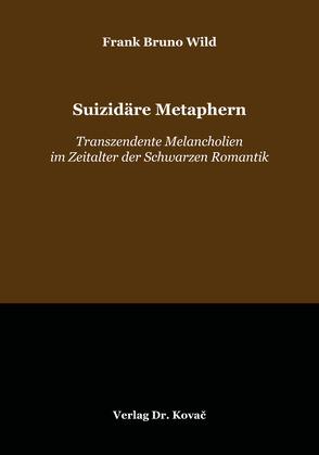Suizidäre Metaphern von Wild,  Frank Bruno