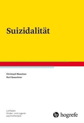 Suizidalität von Quaschner,  Kurt, Wewetzer,  Christoph