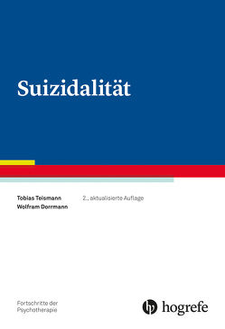 Suizidalität von Dorrmann,  Wolfram, Teismann,  Tobias