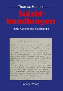 Suizidhandlungen von Haenel,  Thomas, Pöldinger,  W.