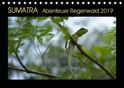 SUMATRA Abenteuer Regenwald (Tischkalender 2019 DIN A5 quer) von Grallert,  Bettina