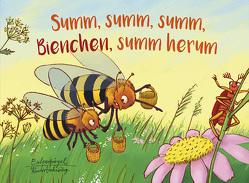 Summ, summ, summ, Bienchen, summ herum von Grunske,  Karoline, Hoffmann von Fallersleben,  Heinrich