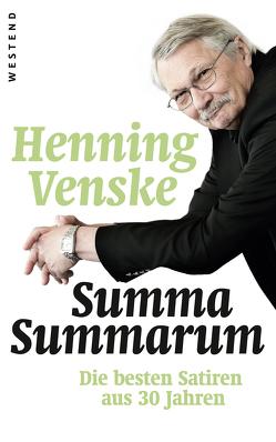 Summa Summarum von Venske,  Henning