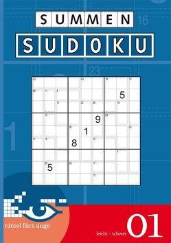 Summen-Sudoku 01