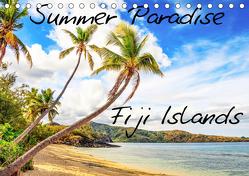 Summer Paradise Fiji (Tischkalender 2019 DIN A5 quer) von Braun,  Tobias