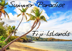 Summer Paradise Fiji (Wandkalender 2021 DIN A2 quer) von Braun,  Tobias