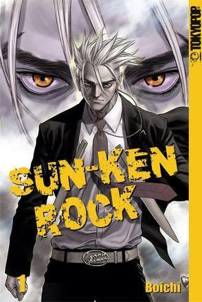 Sun-Ken Rock 01 von Boichi