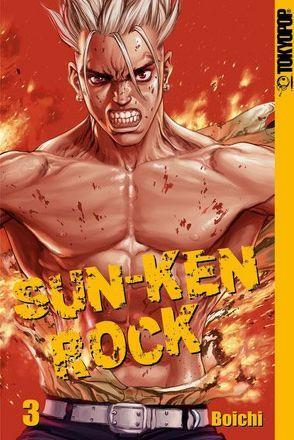 Sun-Ken Rock 03 von Boichi