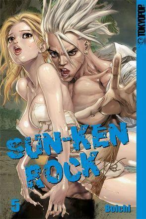 Sun-Ken Rock 05 von Boichi