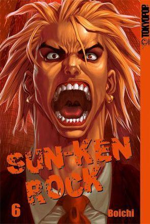 Sun-Ken Rock 06 von Boichi