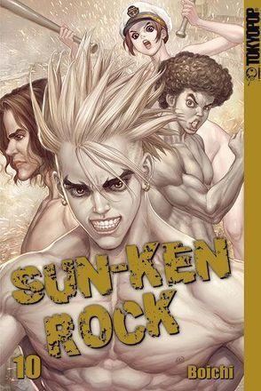 Sun-Ken Rock 10 von Boichi